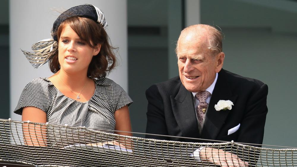 Prinsesse Eugenie på Royal Ascot-festligheter