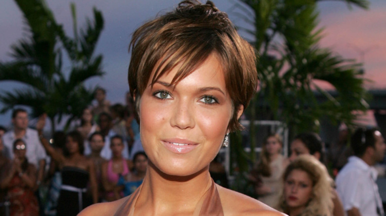 Mandy Moore ved MTV Video Music Awards 2004