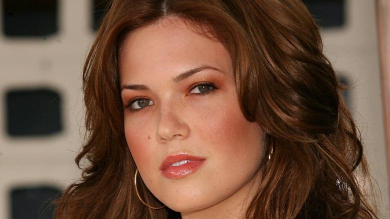 Mandy Moore på 'License to Wed' premiere 2007