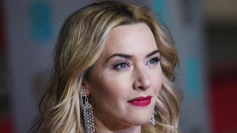 Kate Winslet smiler