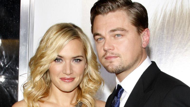 Kate Winslet og Leonardo DiCaprio stiller sammen