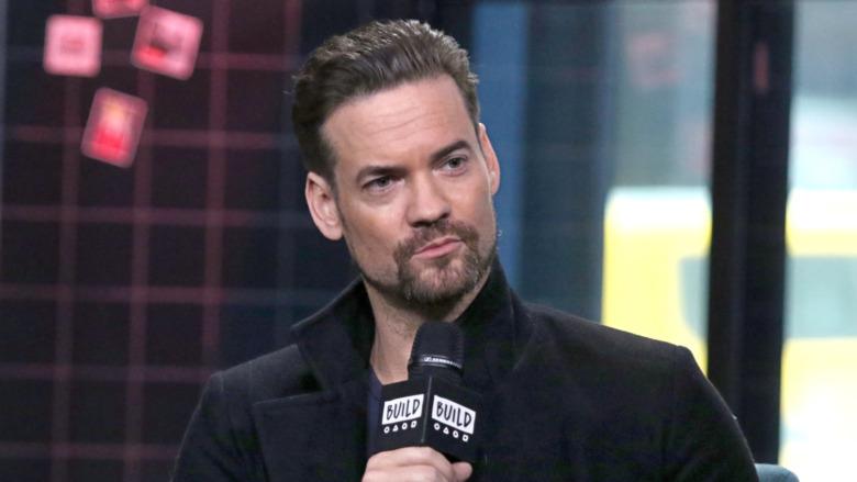 Shane West diskuterer 'Gotham' i Build Series
