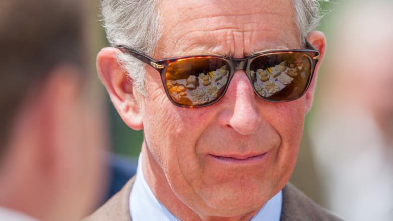 Prins Charles på arrangementet
