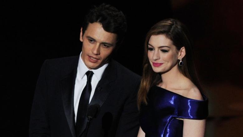 Anne Hathaway James Franco 2011