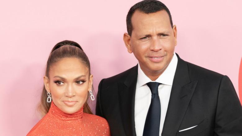 Jennifer Lopez og Alex Rogriguez