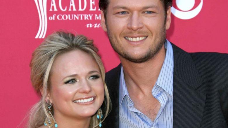 Miranda Lambert og Blake Shelton ved ACM Awards 2008.