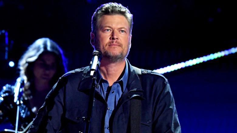 Blake Shelton opptrådte i 2021