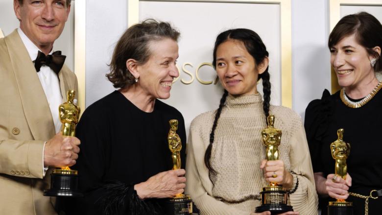 Frances McDormand, Oscar, 2021