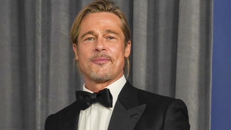 Brad Pitt på Oscar-utdelingen