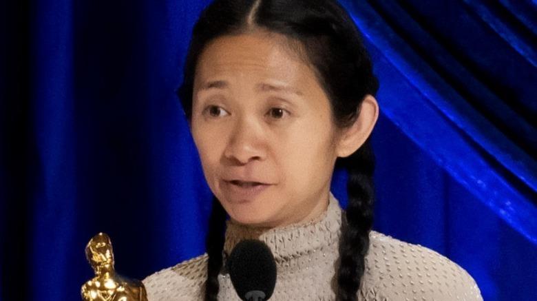 Chloé Zhao snakker