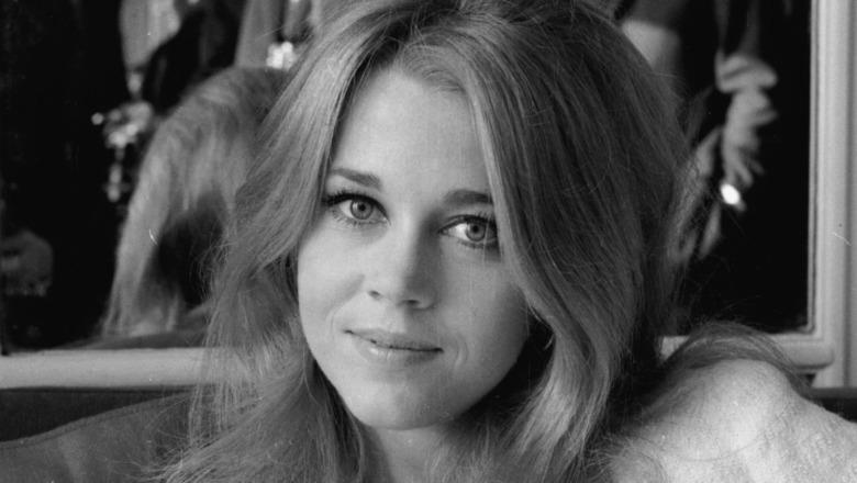 Jane Fonda poserte i 1965