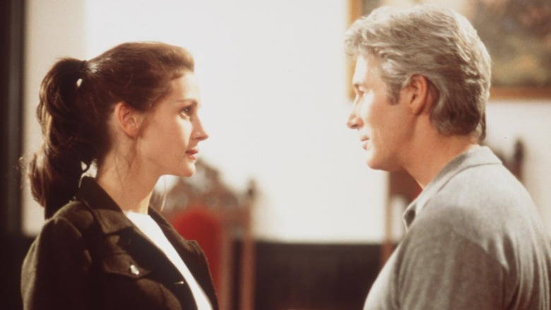 Julia Roberts og Richard Gere på Runaway Bride