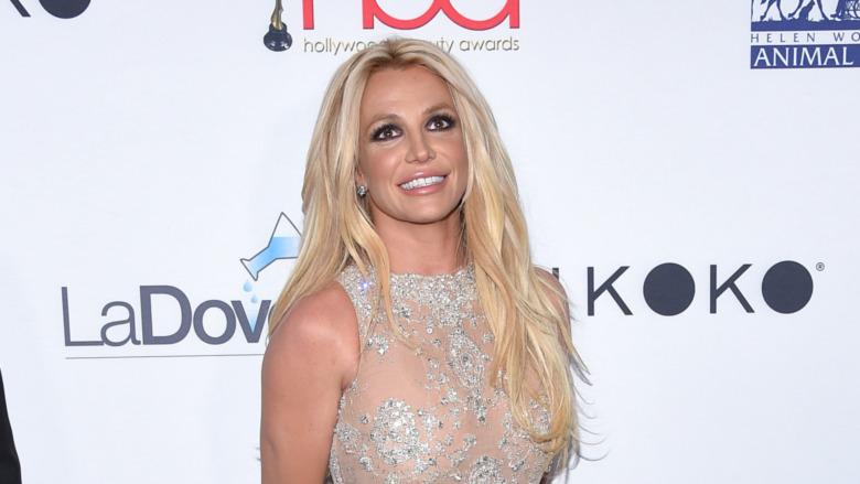 Britney Spears april 2018