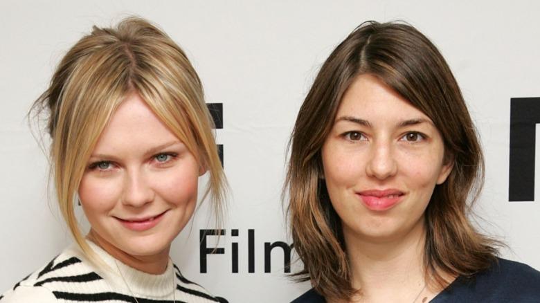 Sofia Coppola, Kirsten Dunst, poserer