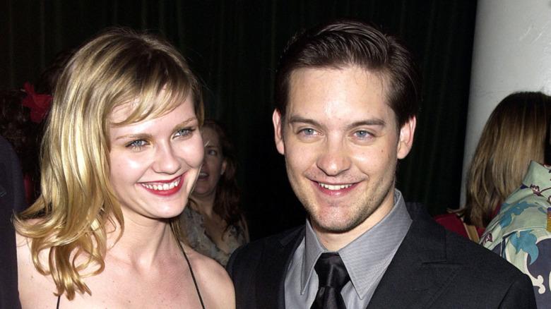 Kirsten Dunst, Tobey Maguire, poserer
