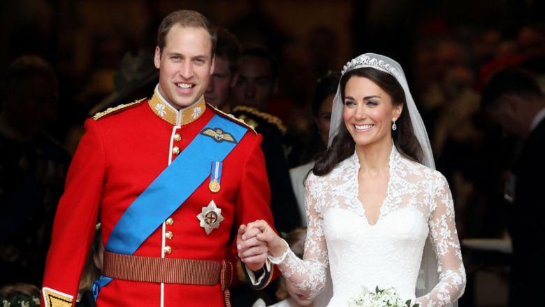 Kate Middleton og prins William bryllup