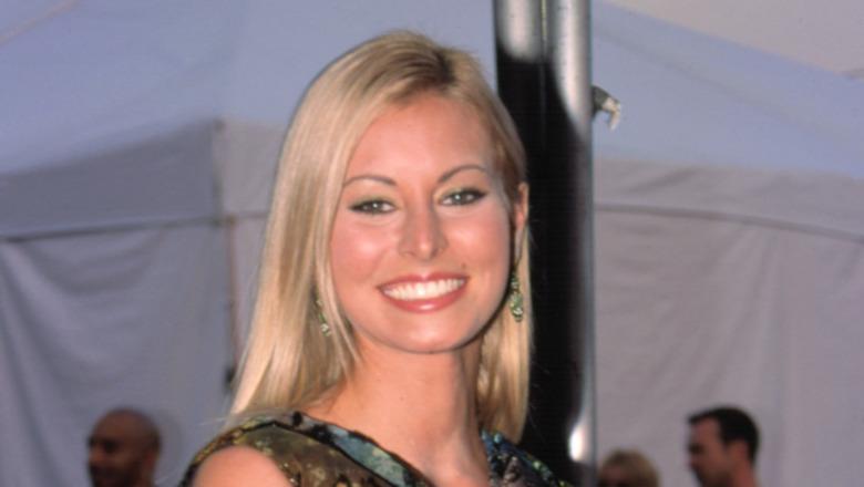 Niki Taylor smiler