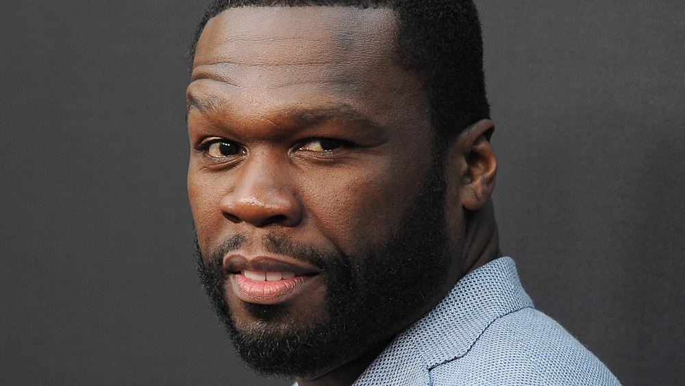 50 Cent poserer