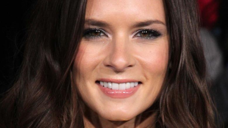Danica Patrick smiler
