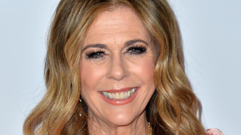 Rita Wilson smiler