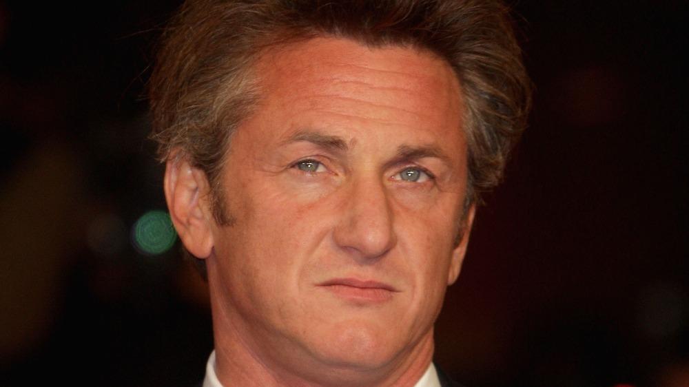 Sean Penn filmpremiere