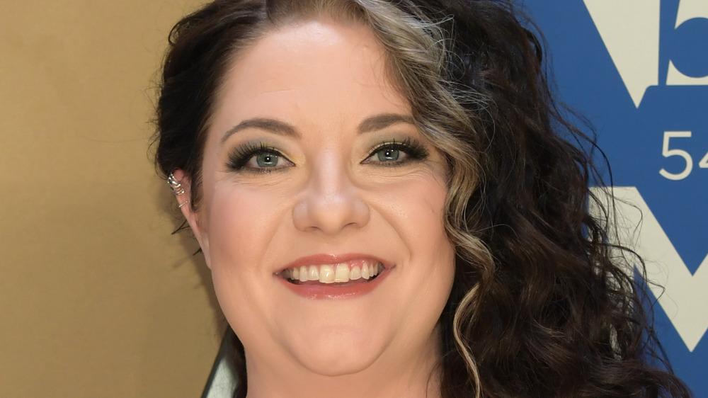 Ashley McBryde smiler