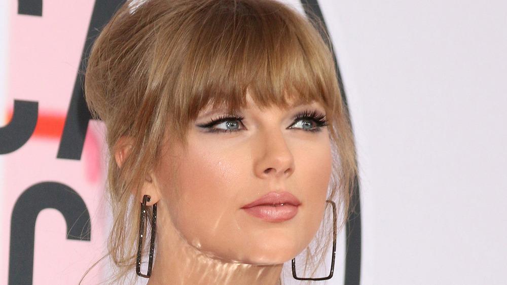 Taylor Swift på American Music Awards 2018