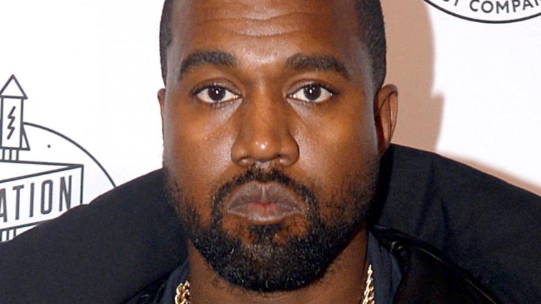 Kanye West deltar på Fast Company Innovation Festival