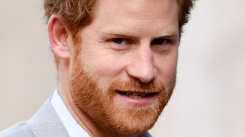 Prins Harry rødt skjegg