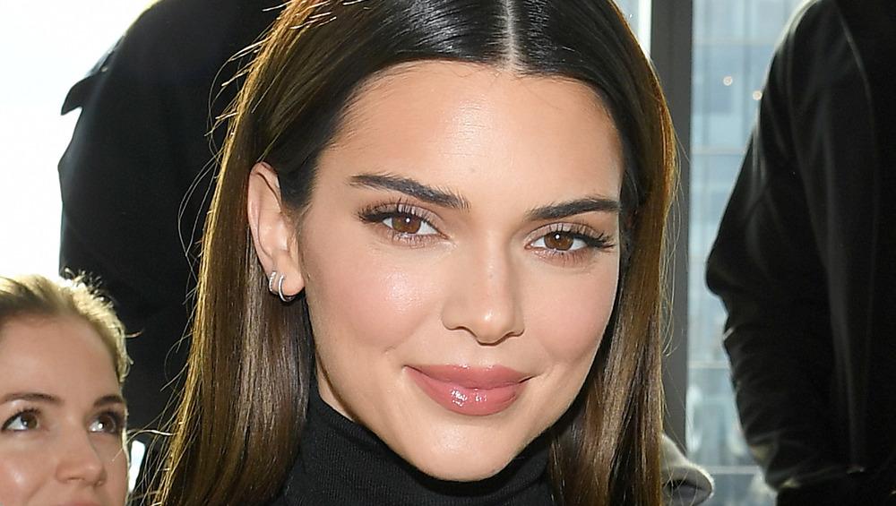 Kendall Jenner smiler