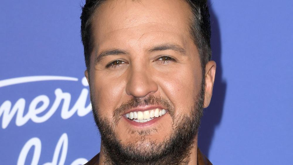 Luke Bryan på 'American Idol' premiere 2020