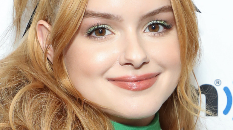 Ariel Winter smiler