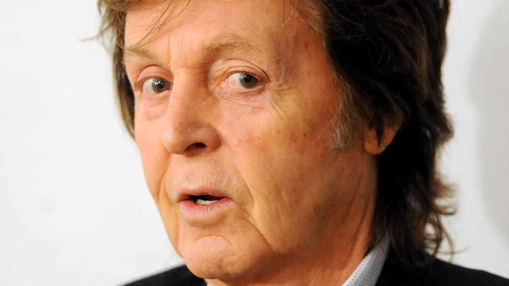 Paul McCartney nysgjerrig