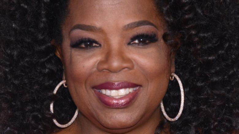 Oprah Winfrey hopper