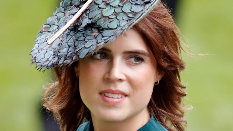Prinsesse Eugenie deltok på en kongelig begivenhet