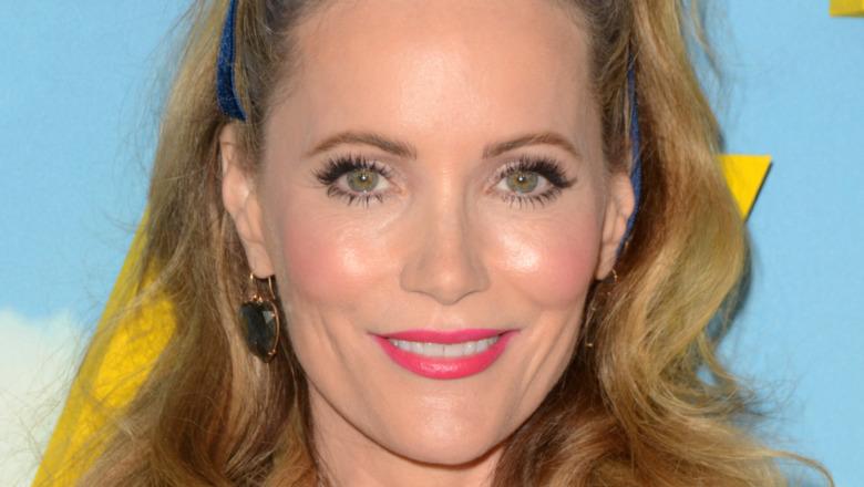 Leslie Mann smiler