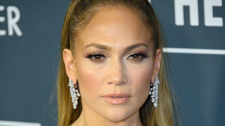 Jennifer Lopez i januar 2020