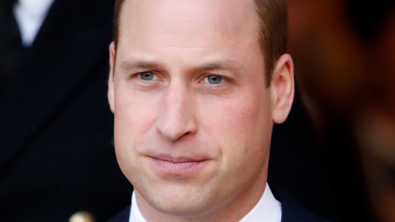 Hertugen av Cambridge deltar på et arrangement