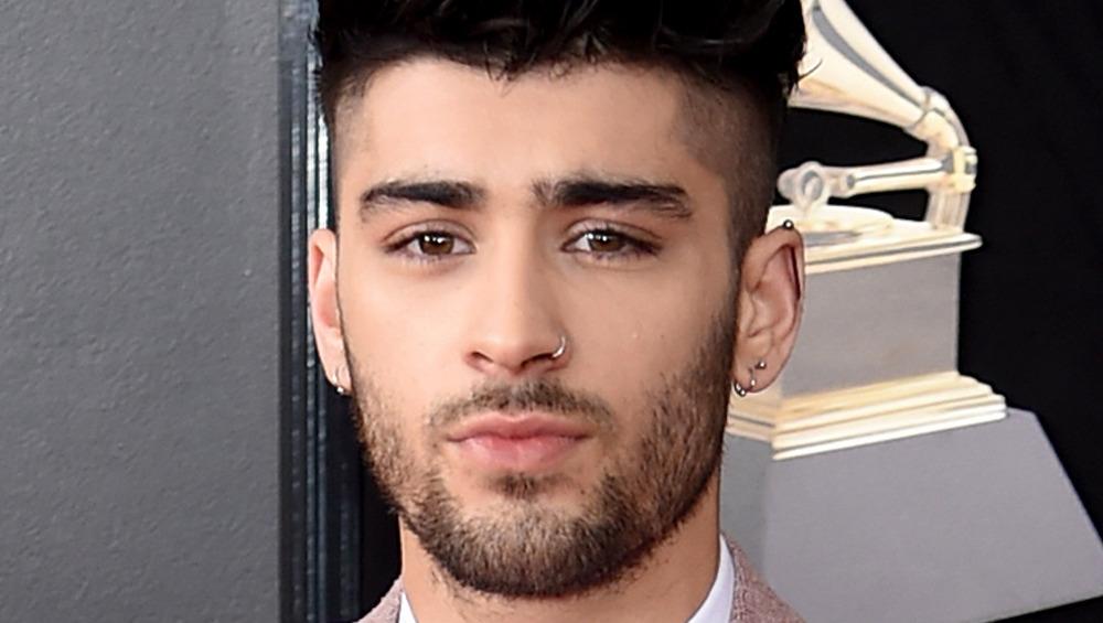 Zayn Malik på Grammy Awards rød løper