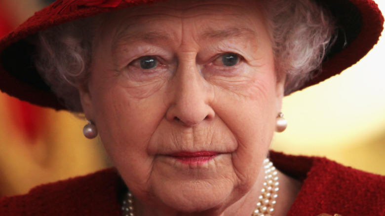 Dronning Elizabeth alvorlig 2010-begivenhet