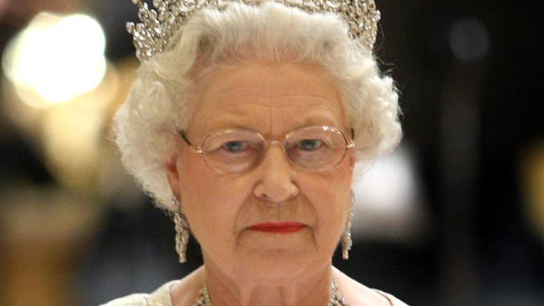 Dronning Elizabeth II i 2019