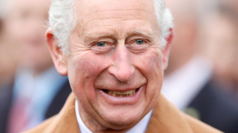 Prins Charles smiler