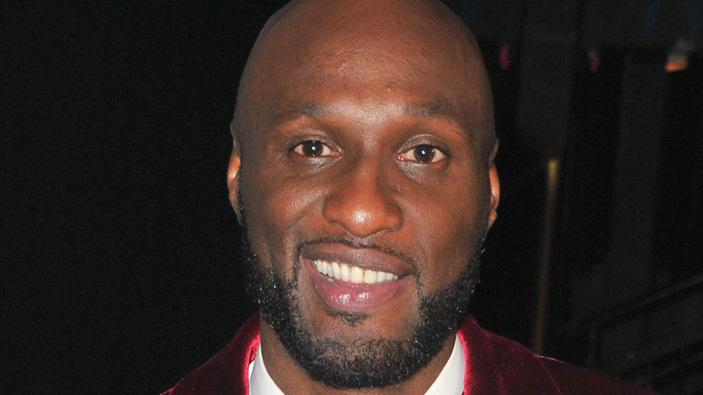 """Lamar Odom deltar i """"Dancing With The Stars"""" sesong 28-showet"""