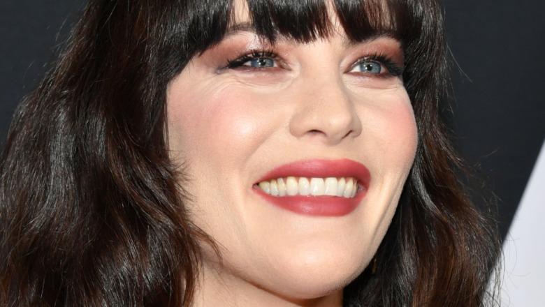 Liv Tyler smiler