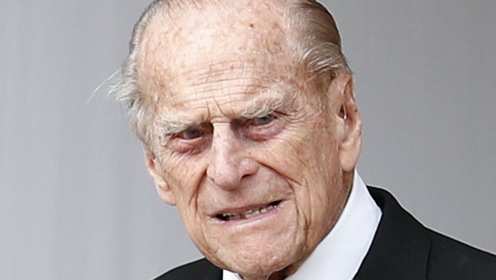 Prins Philip formell