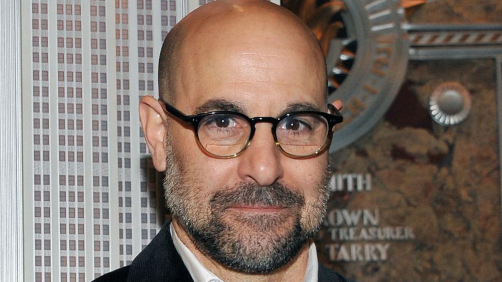 Stanley Tucci skjeggbriller