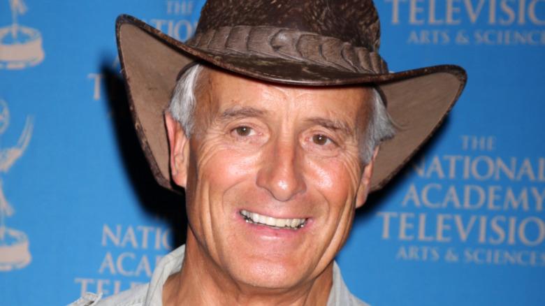Jack Hanna smiler