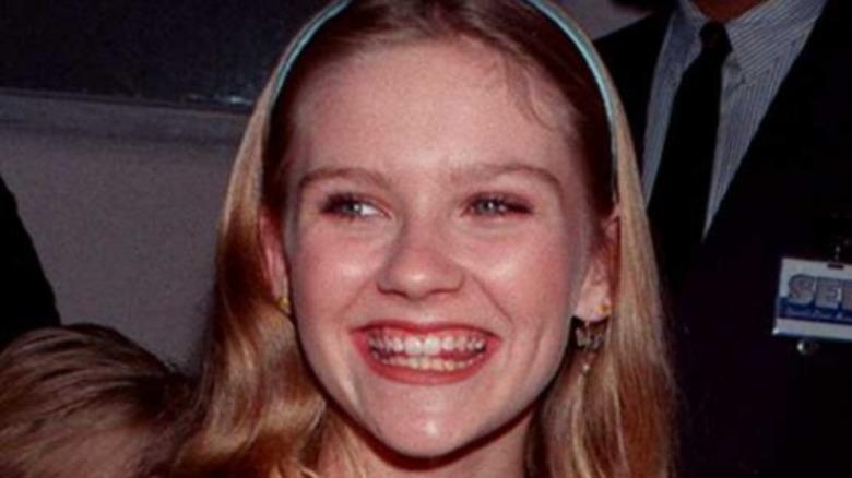 Kirsten Dunst, poserer