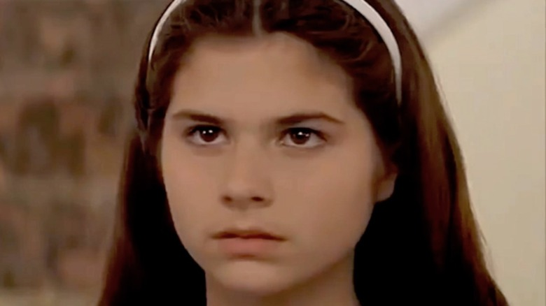 Lisa Jakub som Lydia Hillard i fru Doubtfire
