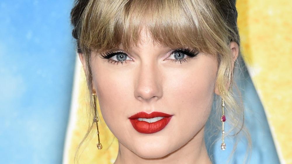 """Taylor Swift deltar på verdenspremieren på """"Cats"""" på Lincoln Center 2019"""